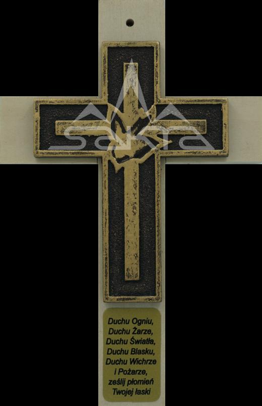 Krzyżyk do bierzmowania